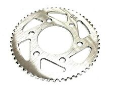 56 TOOTH GO-PED SCOOTER SPROCKET REAR DRIVE CHAIN GSR SPORT MINI GO KART CART