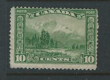 Bigjake: Canada #155, 10 cent Mt. Hurd.