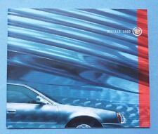 2000 Cadillac Deville Original Dealer Sales Brochure Genuine Factory Catalog 00
