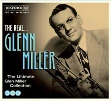 GLENN MILLER The Real... 3CD BRAND NEW Digipak The Ultimate Collection