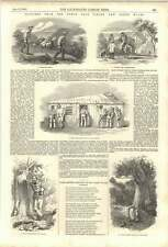 1852 Turon Goldfields Diggers Graves Dodging Commissioner Post Office Sofala