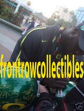 LeGarrette Blount Signed Oregon Ducks Logo Ball PROOF