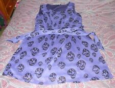 Poizen Industries Purple Dress - Goth/Alternative  -  Large  - Used Very Good