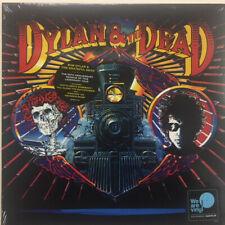 Bob Dylan & The Grateful Dead - Dylan & The Dead LP Vinyl Album LIVE SHOW RECORD