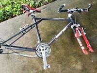 Karakoram GT Mountain Bike + Tires RARE - Needs some TLC AS IS