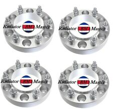 "4 Pc Toyota 1.25"" Thick Hub Centric Wheel Spacers -Toyota Tacoma Tundra 4 Runner"