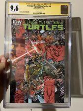 Teenage Mutant Ninja Turtles #48 CGC 9.6