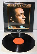 "12"" LP - The Great Johnny Cash - Hallmark Records CHM 696 - 1970"