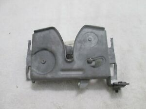 1958 Edsel and Ford hood lock.