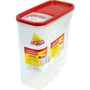 Rubbermaid Cereal Keeper- 18 Cup