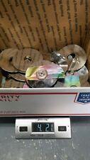 4 lb 2.1oz IN BOX Scrap Hard Drive Disk Platters Platinum Recovery -60+ Platters