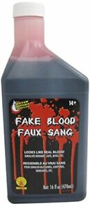 Rubies 16-Ounce Fake Blood
