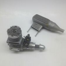 HB 40 RC Model Airplane Engine with Muffler