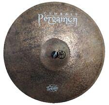 """Pergamon 20"""" Turkuaz Jazz Ride"""