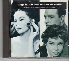 (EU613) Gigi / An American in Paris (Original Motion Picture Soundtrack- 1989 CD