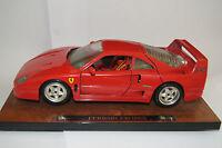 Bburago Burago Modellauto 1:18 Ferrari F40 1987 *in OVP*  3732