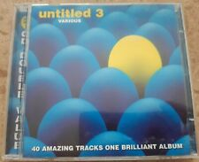 Untitled 3 Cd 90s nineties indie rock brit pop oasis weller stone roses garbage