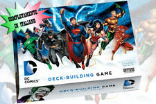 Dc Comics Deck Building Game In Italiano Cryptozoic Gioco Da Tavolo Board Game