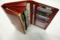 Ladies Leather Purse Wallet Organiser With Many feature Top Brand GOLUNSKI RFID