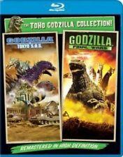 Godzilla Blu Ray Movie Final Wars Tokyo SOS Mothra Mecha Gigan Rodan Minilla