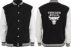 Collegejacke - Chicago Bulls (Fun / Spaß / Lustig)