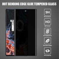 For Samsung S10 Note 10 Plus 5G Anti-Spy Privacy Tempered Glass Screen Protector