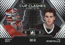 2013-14 ITG Decades 1990s #194 Patrick Roy/Luc Robitaille CC