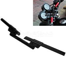 "Adjustable Handlebars 22mm 7/8"" Aluminum Drag Bar Sport Bike for Honda Suzuki US"