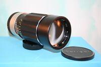 **Super Nice** Canon FD Mount Soligor Tele-Auto 200mm 1:3.5