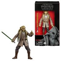 Star Wars The Black Series Kit Fisto Jedi Master 6-Inch Action Figure
