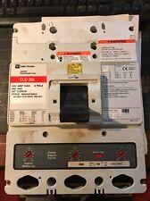 Cutler Hammer CLD 35k 3 Pole 600vac 600 Amp Circuit Breaker
