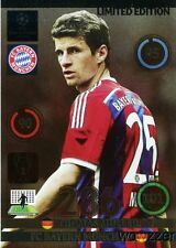 2015 Panini Adrenalyn Champions League EXCLUSIVE Thomas Muller Limited Edition