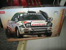 1:24 hasegawa Toyota Celica Turbo 4wd 1993 Safari Rally winner en OVP