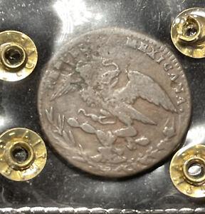 Moneta - MESSICO 1/4 DI REAL 1836