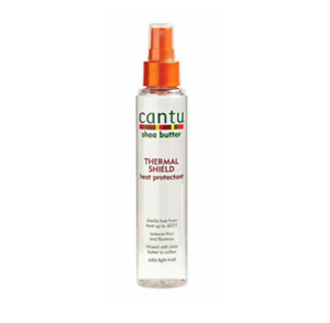 Cantu Shea Butter Hair Thermal Shield Heat Protectant Spray 5.1 FL. OZ