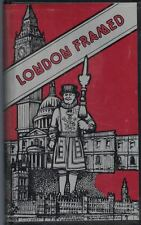 London Framed PAL Version VHS 1983 Sights & Sounds of Good Old London Town