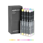 Stylefile Classic Dual-Tip Ink Marker Pastel Set Graffiti Sketch Art Supplies
