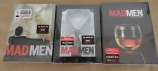Mad Men Seasons 1-3 DVD NEW Sealed Stocking Stuffer! free shipping
