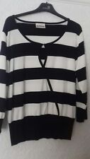 ladies jumper size 20 by kaleidoscope new without tags small fit suit a size 18