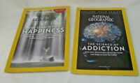 National Geographic Sept Nov 2017 Vaccines Addiction Brain Search Happiness Apes