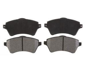 Disc Brake Pad Set-Element3; Metallic Front fits 02-05 Land Rover Freelander