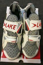 Lake TX312 Triathlon Shoes 42 White / Red