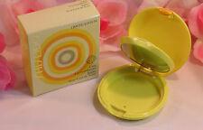 New Shiseido Limited Edition Empty Foundation Case / Mirror / Sponge Compartment