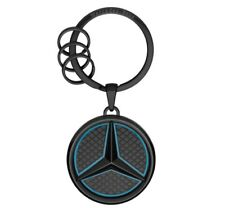 Original Mercedes-Benz Llavero las Vegas - Edición Negro - Estrellas Luces