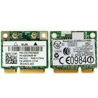PCI-E BCM94322HM8L DW1510 Mini Dual Band 300M Wireless For DELL Card E4200 P7E5