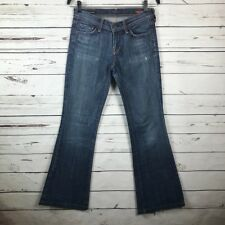 Citizens of Humanity (COH) Womens Jeans Ingrid #002 Size 25 Low Waist Flair