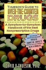 Thueson's Guide to Over-the-Counter Drugs PB Very Good Free Shipping
