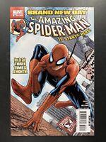 Marvel Comics Amazing Spider-Man #546 1st Mr Negative regular cover