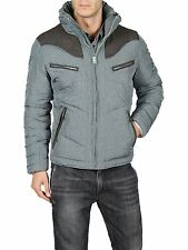 DIESEL WELGER GREY JACKET SIZE L 100% AUTHENTIC