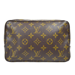 LOUIS VUITTON TROUSSE TOILETTE 23 COSMETIC POUCH BAG M47524 ax JT18647e